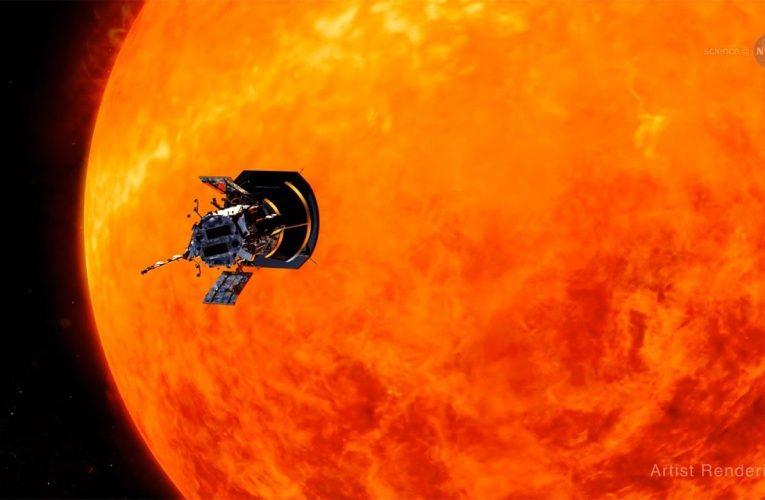 Badan Antariksa Eropa Berhasil Mencapai Misi Ke Matahari