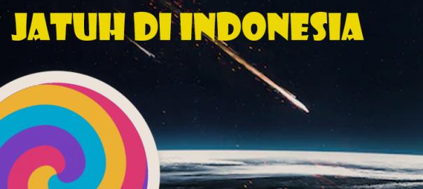 Kejadian Meteor Jatuh Di Indonesia
