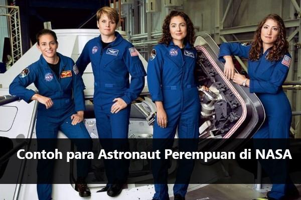 Astronaut Perempuan